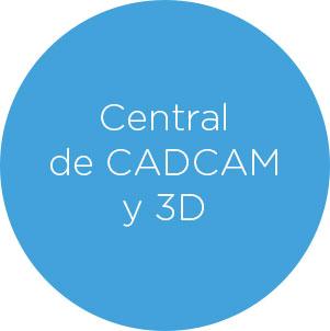 servicio celeris, central de cadcam y 3D