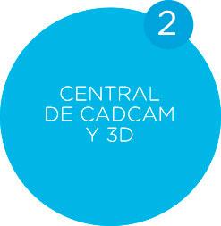 servicios central de cadcam y 3D celeris